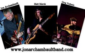 jon archambault band a michigan blues band that rocks tour dates