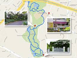 Singapore Botanic Gardens Mrt by More Wonderful Places To Run And Eat In Singapore