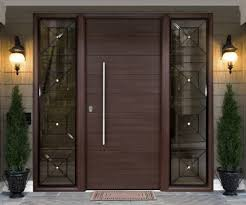 modern entrance door design front doors with glass modern front