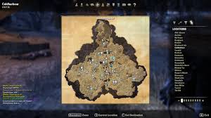 Glenumbra Treasure Map Eso Coldharbour Map My Blog