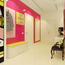 Yellow Colour Combination Yellow Color Combination That Contrasts With The Color Pink On The