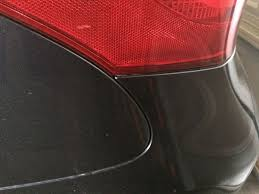 lexus es 350 rear bumper replacement rear bumper fit clublexus lexus forum discussion