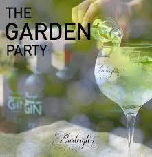 garden party cocktail win a burleighs gin garden party burleighs gin