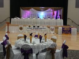 wedding backdrop calgary cevelle décor banquette