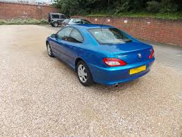 peugeot 406 2017 2002 peugeot 406 coupe being auctioned at barons auctions