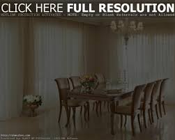 Dining Room Curtains Modern Dining Room Curtain Ideas Business For Curtains Decoration