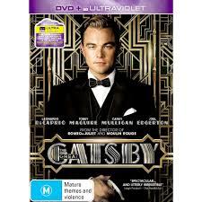 the great gatsby dvd uv dvd big w