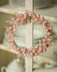 candy wreath christmas candy wreath sweet paul magazine
