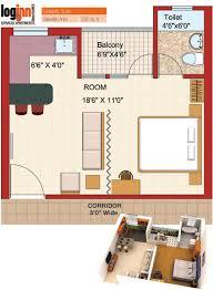 500 Sq Ft House 500 Sq Ft Floor Plan Nabelea Com