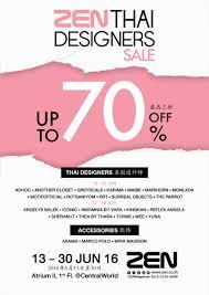 designers sale zen thai designer sale 2016 zen department store