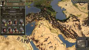 Crusader Kings 2 Map Crusader Kings 2 Conclave Released Pc Gamer