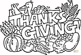 give thanks coloring page free printable coloring pages
