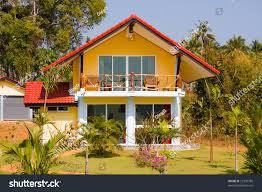beach bungalow thailand stock photo 73339780 shutterstock