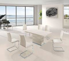 Modern Dining Room Furniture Glass Dining Tables Bar Tables And - Modern glass dining room furniture