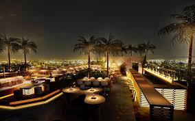Dubai U0027s Best Rooftop Bars Travel Leisure