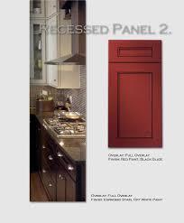Full Overlay Kitchen Cabinets Kitchen Cabinet Door Styles