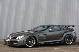 mercedes slr mclaren amg fab design slr desire rolled out with photos and details