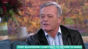 Radio One Jimi Tony Blackburn Returns To Radio 1 For 50th Anniversary Tv