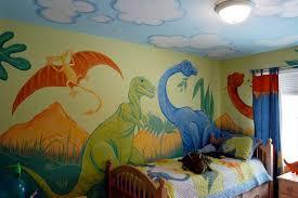 chambre dinosaure idées de décorations murales pour une chambre d enfant