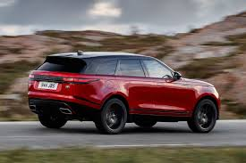 opal car range rover velar 2017 review autocar