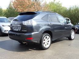 suv lexus rx pre owned 2009 lexus rx 350 awd 4dr suv in schaumburg 171511a