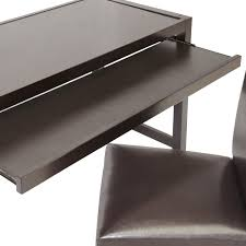 Office Table And Chair Set by Amazon Com Baxton Studio Mesa Writing Desk And Parson Chair Set