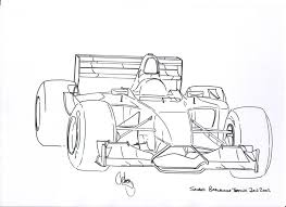 formula 1 car sketch pictures to pin on pinterest pinsdaddy