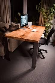 Echtholz Schreibtisch Massivholz Schreibtisch In Bad Saulgau Schreinerei Stützle