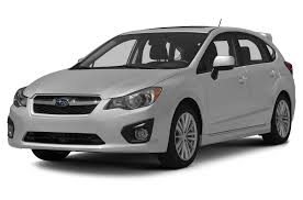 2013 subaru impreza 2 0i 4dr all wheel drive hatchback specs and