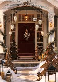 home design different outdoor christmas decorations ideas