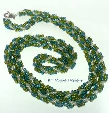 bead rope necklace images Bead weaving kt vogue designs jpg
