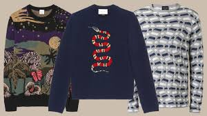 the best sweaters trends the best s patterned sweaters robb report