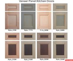dashing glass door then brown plus upper kitchen cabinets wooden