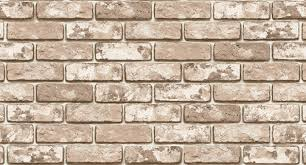 brown brick effect wallpaper self adhesive vinyl sheets