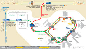 Metro New York Map by