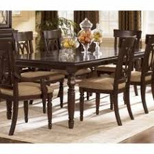 leighton dining room set series name hamlyn item name rect drm pedestal ext tbl top model