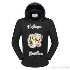hoodie designer 2017 tiger print italy designer hoodies for new autumn winter