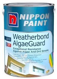 nippon paint weatherbond algaeguard nippon paint singapore