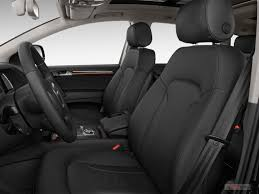 how many seater is audi q7 2012 audi q7 interior u s report