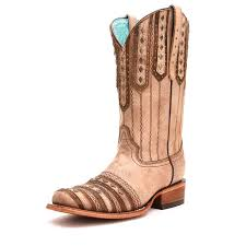 womens square toe boots size 12 square toe womens cowboy boots pfi