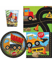 construction party supplies constuction party supplies for boys party bags and supplies