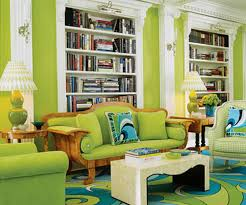 Green Living Room Chairs Modern Green Living Room Furniture Ideas Carameloffers