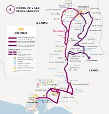 Cannes Map by Escapade Cannes Language France 3 Reviews