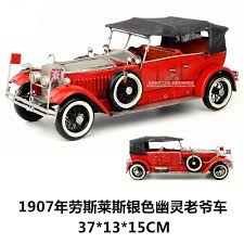 rolls royce vintage classic 1907 british rolls royce vintage car model creative