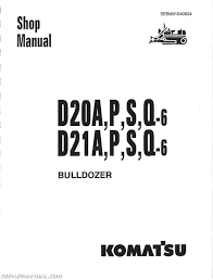 d20 d21 d31 d37 chassis only service manual