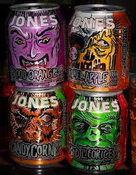 Jones Thanksgiving Soda The Jones Soda 2013 Halloween Flavors Dinosaur Dracula