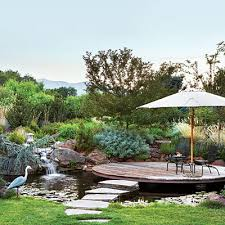 40 ideas for patios shade structure circular patio and koi