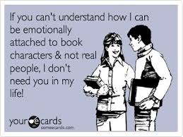 Book Memes - reasons why books are better than boys dark days ya series