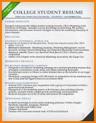 Sample Resume For College Student by Smartness Recent College Graduate Resume 10 Sample Cover Letter