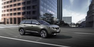 peugeot copper peugeot 5008 new car showroom 7 seat suv gt